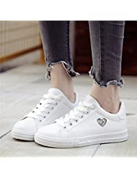GUNAINDMXShoes/Shoes/Shoes/Shoes/All-Match/Spring/Winter/Running Shoes,Thirty-Five,F05 Silver  Zapatos de moda en línea Obtenga el mejor descuento de venta caliente-Descuento más grande