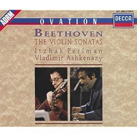 Beethoven: Sonata For Violin And Piano No.8 In G, Op.30 No.3 - 3. Allegro vivace