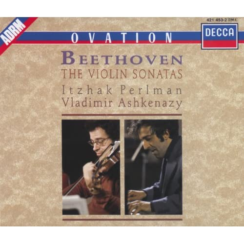 Beethoven: The Complete Violin Sonatas (4 CDs)