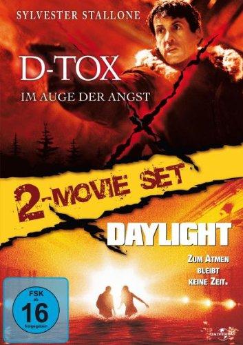 D-Tox - Im Auge der Angst / Daylight [2 DVDs]