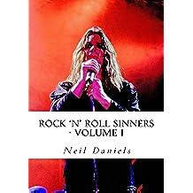 Rock 'N' Roll Sinners - Volume I (English Edition)