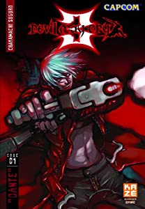 Devil May Cry 3 Edition simple Tome 1
