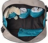 Baby On Board Week-End Classic Sac à Langer pour Bébé Beige 52 x 34 x 16 cm