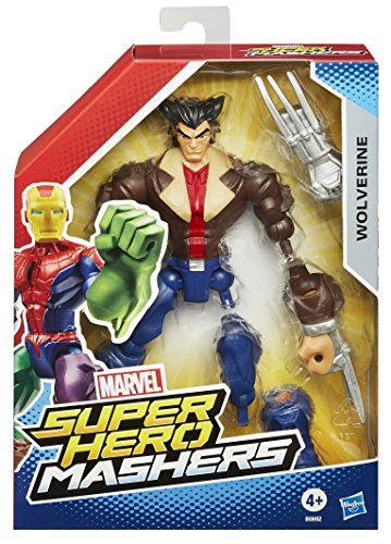 Hasbro A6825EU4 - Figura Superhero Mashers, surtido: modelos aleatorios 5