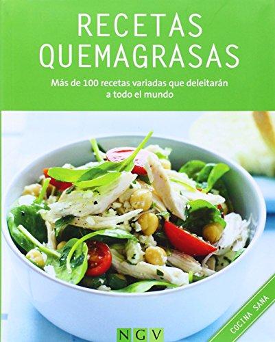 Recetas Quemagrasas (Cocina sana)