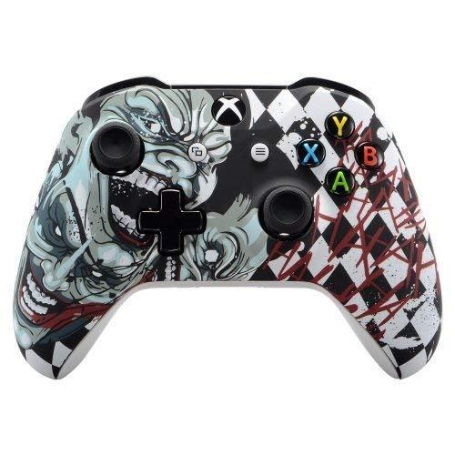 Maske Xbox One S/X Rapid Fire Custom Modded Controller 40 Mods für alle großen Shooter Spiele (mit 3,5 Klinke)