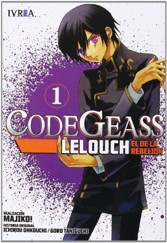 Coge Geass: Lelouch, el de la rebelión 01 por Majico