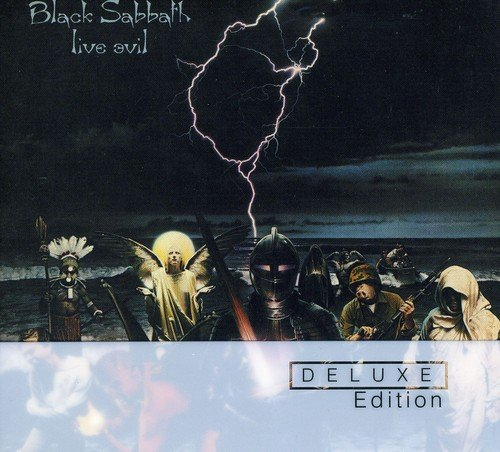 Black Sabbath: Live Evil (Deluxe Edition) (Audio CD)