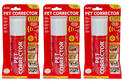Pet Corrector Training Spray Bulk Deal 3 x 50ml