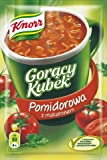 Knorr Goracy Kubek Pomidorowa - Tomato Soup - Instant 5 x 14 g -