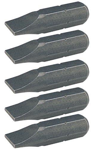 KS Tools 911.2241 Embouts de vissage fente 4,5 Entrainement 6,35 mm Longueur 25 mm Boite de 5 pièces pas cher