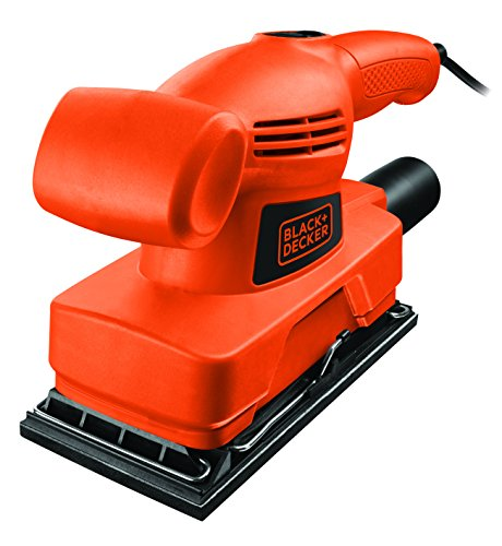 Black + Decker KA300-QS Ponceuse KA 300