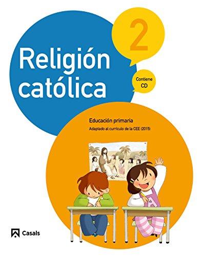 Religión Católica 2 Primaria (2015) - 9788421860243