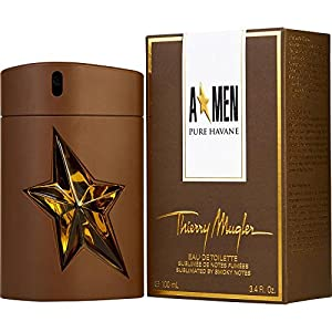 Thierry Mugler A*MEN Angel Men Pure Havane 100ml/3.4oz EDT Cologne Perfume Spray