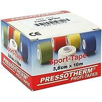 PRESSOTHERM Sport-Tape 3,8 cmx10 m grün 1 St Verband preisvergleich bei billige-tabletten.eu