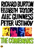 The Comedians - Richard Burton & Elizabeth Taylor [DVD]
