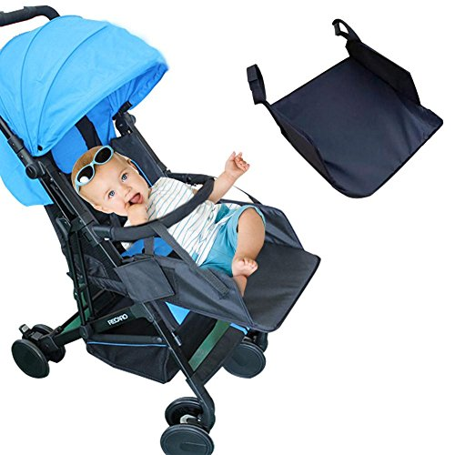 PROKTH Universal Kinderwagen Fußstütze Erweiterte Sitz Pedal Kinderwagen Kiddy Boards Baby Regenschirm Kinderwagen Zubehör Erweiterte Sitz 13,78 * 13,78 in