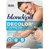 Blondepil' Gel Décolorant pour Corps et Visage - 2 X 75ml