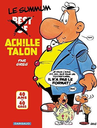 Achille Talon : Best Of - 40 ans, 40 gags