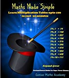 Learn Multiplication Tables upto 100 in Just 30 minutes (Maths Made Simple)