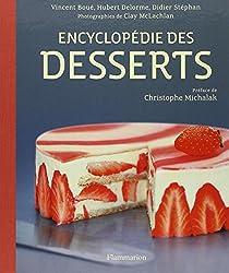 Encyclopédie des desserts