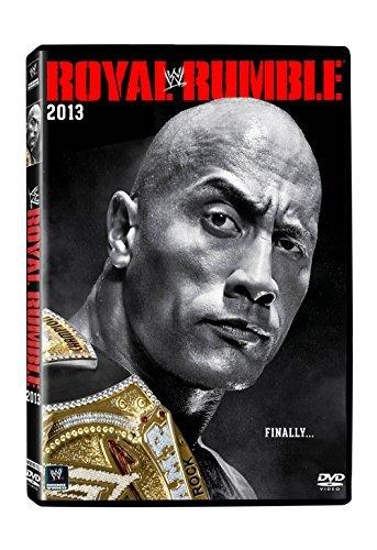 WWE: Royal Rumble 2013 by The Rock (Wwe Royal Rumble Filme)