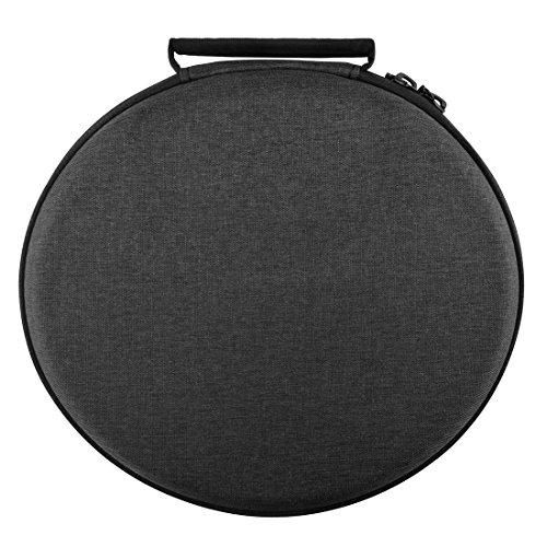 R Spugna per cuffie 10 Spugnette Morbide protettive orecchio nero per Cuffie da 5,5cm TOOGOO