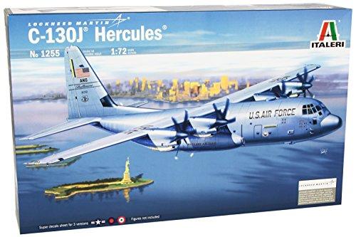Italeri 1255S - C-130 J Hercules