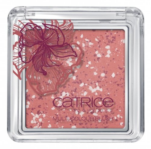 Catrice Cosmetics Limited Edition: Hollywood´s Fabulous 40ties Multi Colour Blush Nr. C01 Gone With...