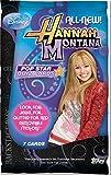 Hannah Montana Pop Star Quiz Cards