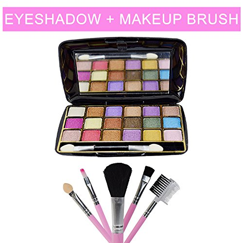 Adbeni Eye shadow kit with Makeup Brush Kit