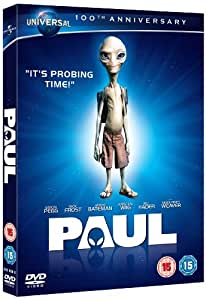 Paul (2011) - Augmented Reality Edition [DVD]