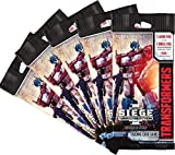 Transformers TTCG-WCS-EN TCG-War - Paquete de