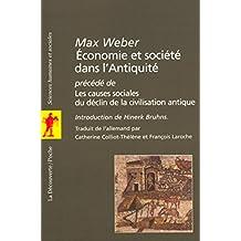 Economie et société dans l'Antiquité