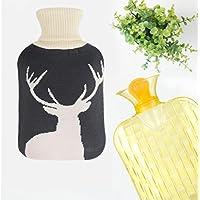Wärmflaschen Heißwasserbeutel, PVC mit hoher Dichte und Weiches Cartoon-Tuch, um warm und bequem zu bleiben (Farbe... preisvergleich bei billige-tabletten.eu
