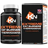 Extreme High Strength Fat Burners, Target Fat NOT Muscle. Serious Weight Loss Program – with 6 Powerful, Effective Safe and Natural Way to Lose Weight