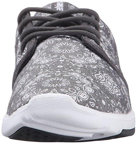 Etnies  SCOUT, Chaussures de Skateboard homme Gris - Grau (067/DARK GREY/WHITE)