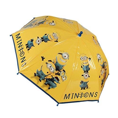 Minions Ombrello manico lungo giallo