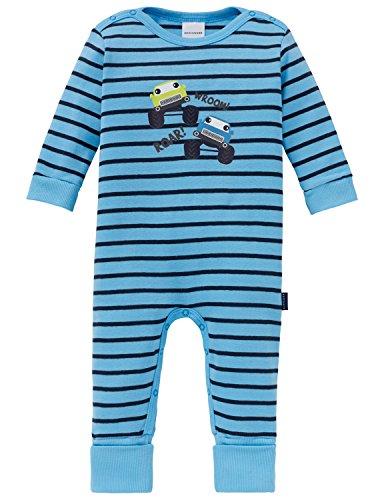 1b4ef646e4 Schiesser Schlafanzug blau/Marine Größe 80