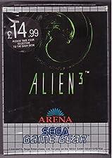ALIEN 3 (Sega Game Gear Game -uk)