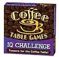 IQ Challenge - Coffee Table Games - cheap UK light shop.