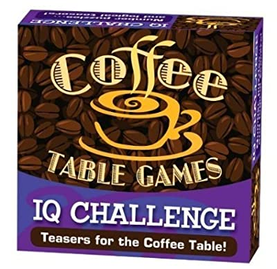 IQ Challenge - Coffee Table Games - cheap UK light shop.