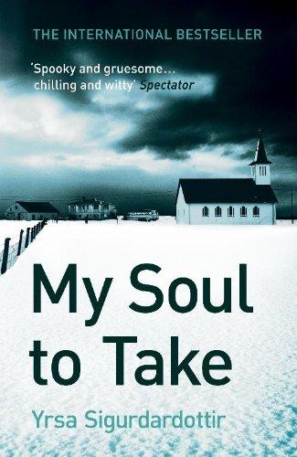 My Soul to Take (Thora Gudmundsdottir 2 )