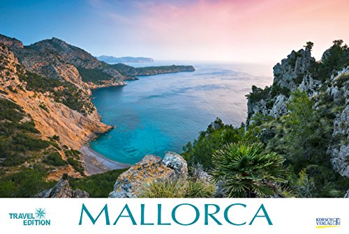Mallorca 212819 2019: Großer Foto-Wandkalender mit Bildern von der spanischen Insel. Travel Edition mit Jahres-Wandplaner. PhotoArt Panorama Querformat: 58x39 cm.