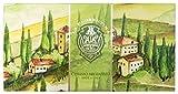 La Florentina Cypress Silver Luxury Ital...