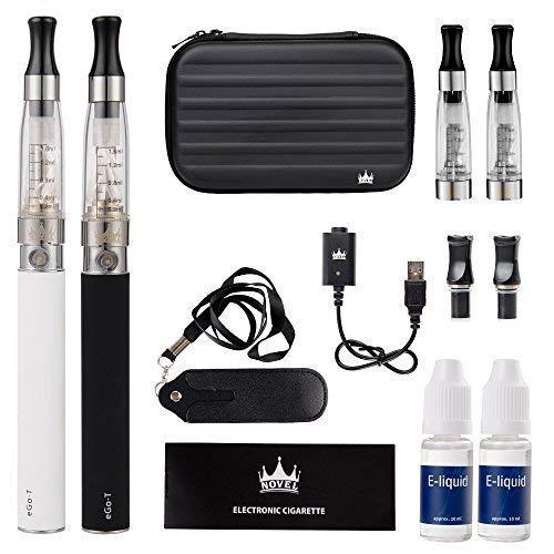 VOVCIG Cigarrillo Electronico eGo-T CE4 doble kit