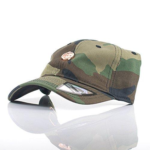 Preisvergleich Produktbild Yums Herren Baseball Cap Grün grün One size