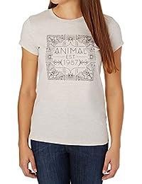 Animal Womens Akutan T-Shirt