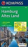Hamburg - Altes Land: Wanderkarte mit Kurzführer und Radwegen. GPS-genau. 1:50000 (KOMPASS-Wanderkarten, Band 726)