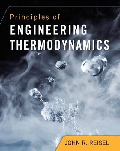 Principles of Engineering Thermodynamics (Activate Learning with These New Titles from Engineering!)